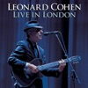 Live In London, Leonard Cohen