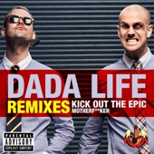Kick Out the Epic Motherf**ker (Remixes) - EP cover art