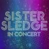 Pochette album Sister Sledge - In Concert