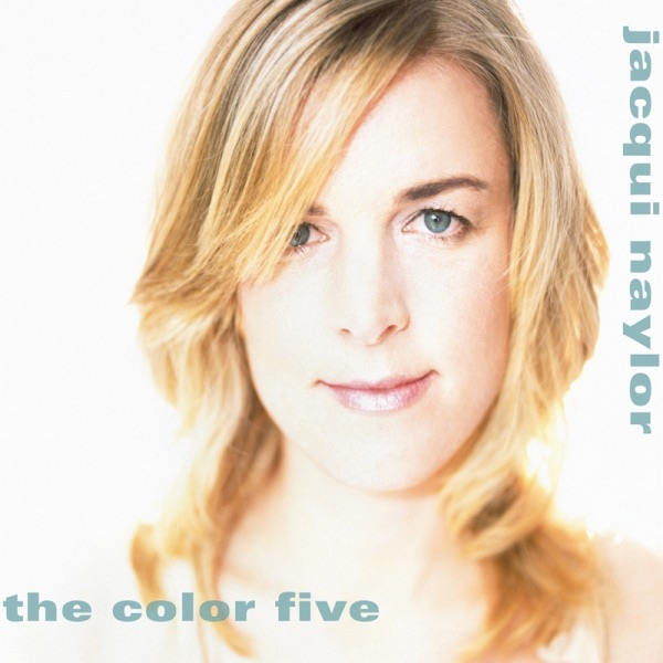 The Color Five Album Cover by Jacqui Naylor