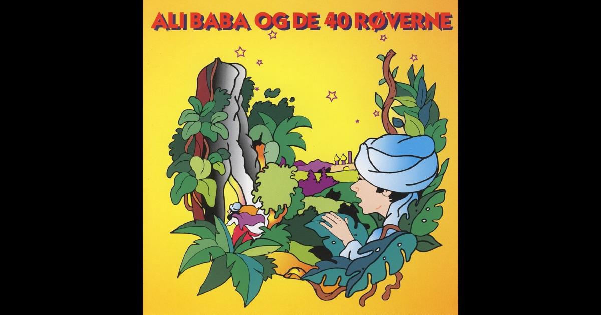 Ali Baba Og De 40 Rovere [1907]