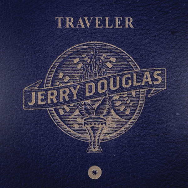 Traveler Jerry Douglas CD cover