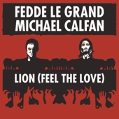 Lion (Feel the Love) - Single cover art