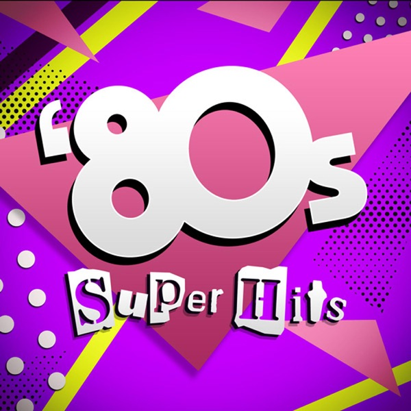 80s Super Hits Various Artists CD cover