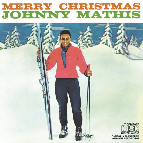 Johnny Mathis Christmas Merry Christmas by Johnny