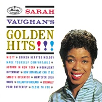 Whatever Lola Wants - Sarah Vaughan & Hugo Peretti Orchestra