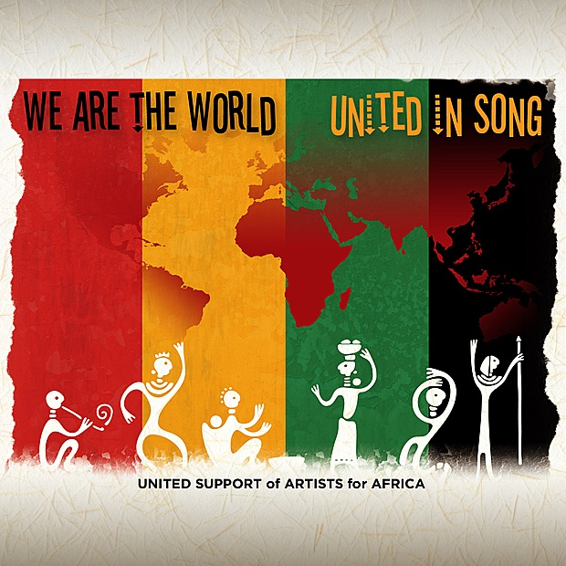 We are the world song for
