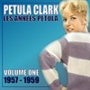 Les Annees Petula, Vol. 1: 1957-1959 ジャケット写真