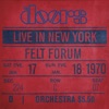 Live In New York, The Doors