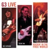 G3 Live: Rockin' In the Free World, Joe Satriani, Steve Vai & Yngwie Malmsteen
