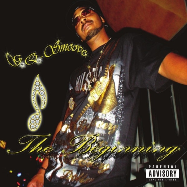 The Beginning GQ-Smoove CD cover