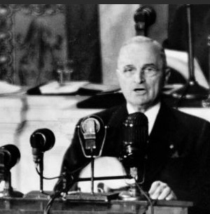 Harry S. Truman Presidential Library Historical Speeches and Audio ...