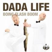 Boing Clash Boom - Single cover art