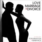 Pochette album : Toni Braxton & Babyface - Love, Marriage & Divorce