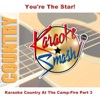 Karaoke Country At The Camp-Fire Part 3