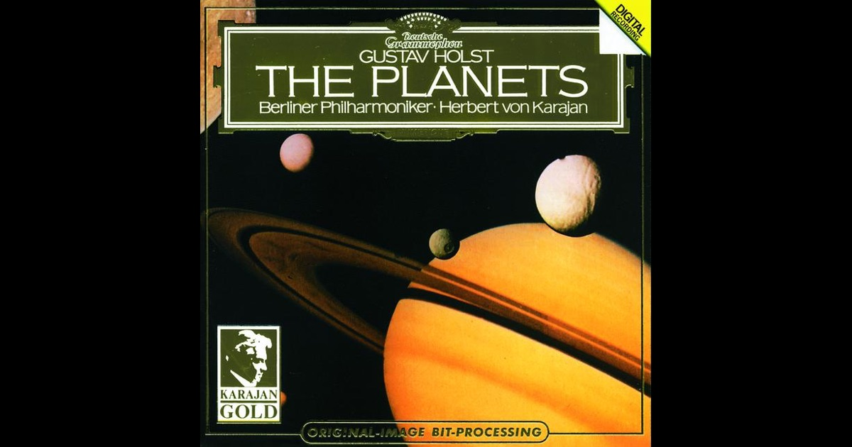 karajan holst planets - photo #5