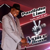 Paulinho Lima - Let's Get It On (The Voice Brasil)  arte