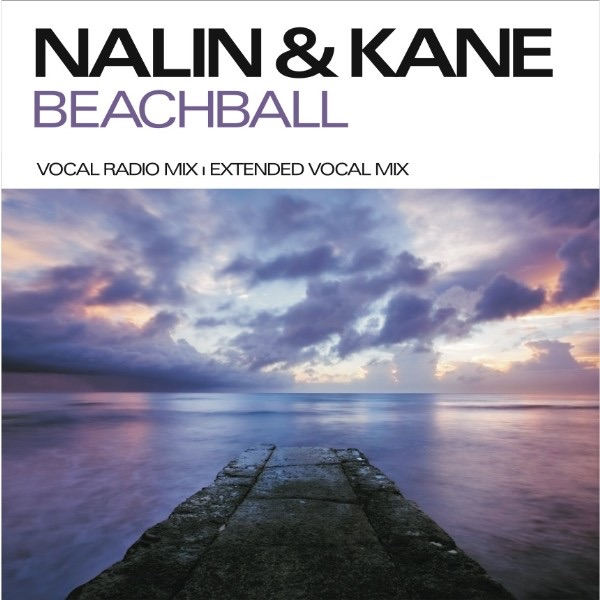 Cover art for Beachball