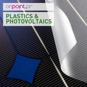On Point Pr - Plastics & photovoltaics