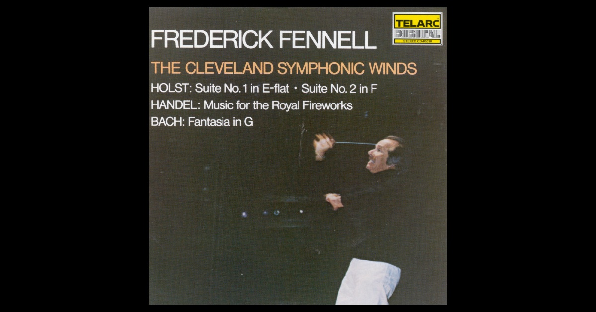 Frederick Fennell - Eastman-Rochester Orchestra Eastman-Rochester