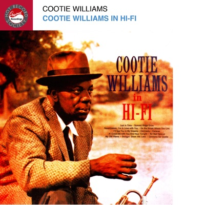 WILLIAMS, Cootie - If I Could Be With You