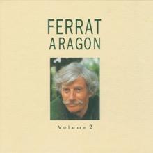 Ferrat chante Aragon, vol. 2, Jean Ferrat