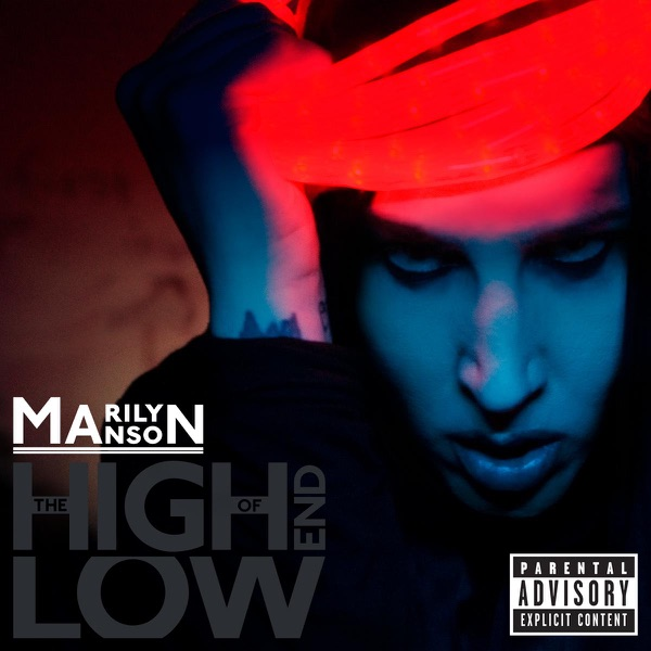 The High End of Low Deluxe Version Marilyn Manson CD cover