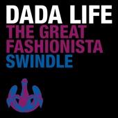 The Great Fashionista Swindle - Single cover art