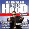 I'm So Hood (feat. Young Jeezy, Ludacris, Busta Rhymes, Big Boi, Lil Wayne, Fat Joe, Birdman & Rick Ross) [Remix] - Single, DJ Khaled