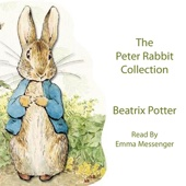 The Peter Rabbit Collection (Unabridged) - Beatrix Potter Cover Art