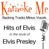 The Wonder of You (In the style of Elvis Presley) [Backing Track]