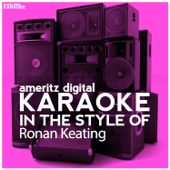 Ameritz Digital Karaoke - When You Say Nothing at All (Karaoke Version) artwork