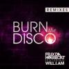 Burn the Disco (Remixes) [feat. will.i.am] - Single, Felix da Housecat