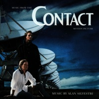 Picture of Contact Soundtrack (Music from the Motion Picture) by Alan Silvestri