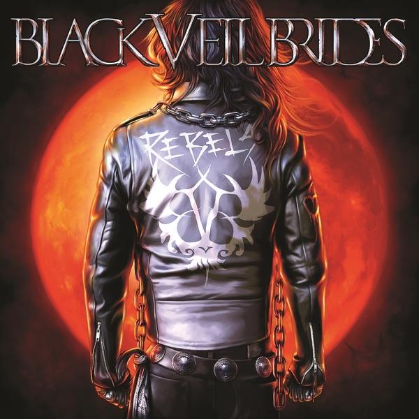 Rebels - EP Black Veil Brides CD cover