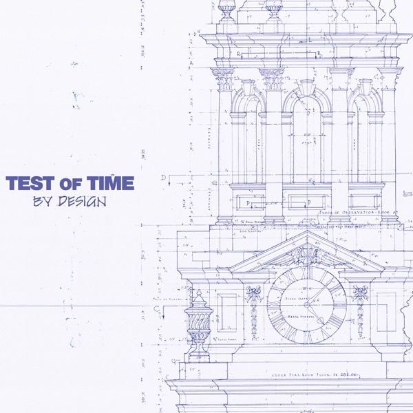 By Design Test Of Time CD cover