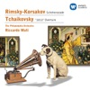 Rimsky-Korsakov: Scheherazade - Tchaikovsky: '1812' Overture, The Philadelphia Orchestra & Riccardo Muti