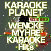 Wir leben (Live) [Karaoke Version with Background Vocals] [Originally Performed by Wencke Myhre]