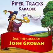 The Moon Is a Harsh Mistress (Karaoke Piano Only Track)[In the Style of Josh Groban]