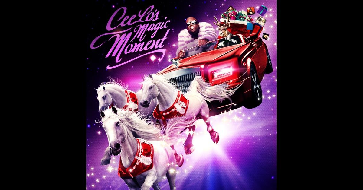 Karaoke All I Want For Christmas - Cee Lo Green * - YouTube