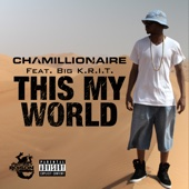 This My World (feat. Big K.R.I.T.) - Single cover art