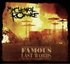 Famous Last Words - EP, My Chemical Romance