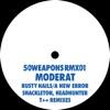 Rusty Nails / A New Error (Remixes) - Single ジャケット写真