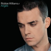 Robbie Williams - Angels portada
