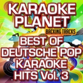 Best of Deutsche Pop Karaoke Hits, Vol. 3 (Karaoke Planet)