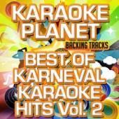 Best of Karneval Karaoke Hits, Vol. 2 (Karaoke Planet)