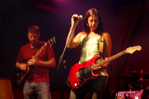 Betsy Franck & The Bareknuckle Band: Live in Athens