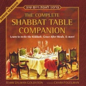Shabbat Table Companion