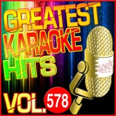 Words (Karaoke Version) [Originally Performed By F.R. David]