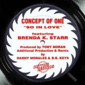 So In Love (feat. Brenda K Starr) - EP